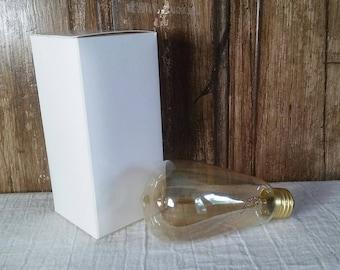 Reproduction 1900 Antique Vintage Edison Light Bulb 40W  Home Decor Bulb Y-4