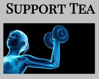Bone Support Tea - 4oz Organic