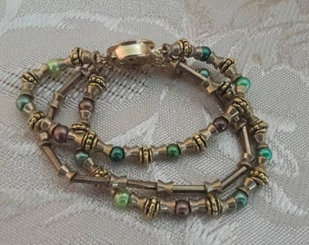 Bracelet 3 rows