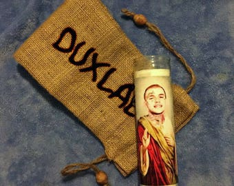 Tribute Prayer Candle