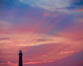 Barnegat Light House, Barnegat, Long Beach Island, New Jersey
