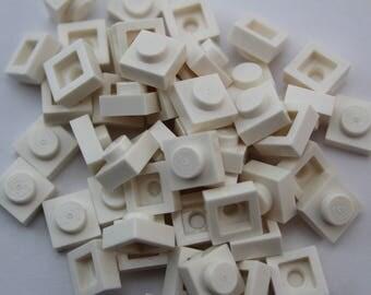 LEGO® Mosaic Pieces 1x1 (x50) - White
