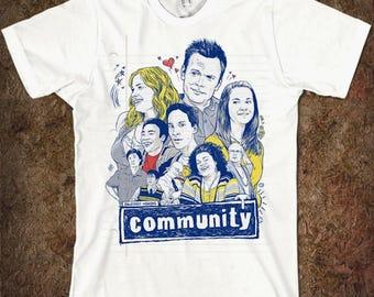 Greendale Community Men's Women's T-shirt