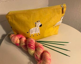 Project knitting bag strl M