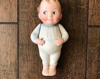 Antique Porcelain Baby boy