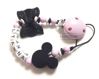 Pacifier pacifier Minnie