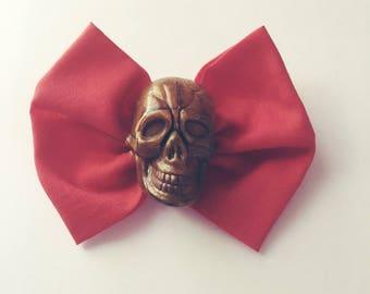 Red Skull Bow