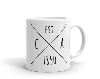 California Statehood - Coffee Mug