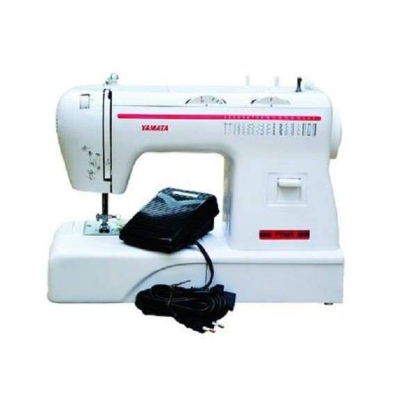 yamata fy920 sewing machine 18 45 stitches free arm
