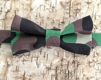 camo bow tie, camouflage bow tie, kids bow tie, bow tie for kids, bow tie, bow ties, bowtie, boys bow tie, children's bow tie, camouflage
