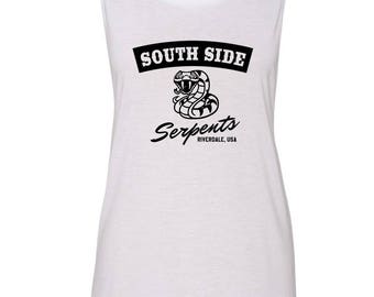 Riverdale / South Side Serpents Muscle Tank
