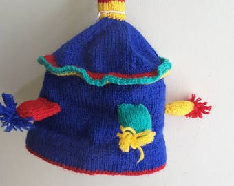 Funky Hat.