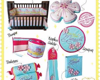 Precious Little Miracle - Nursery Set