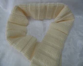 Scarf pattern one size fits all