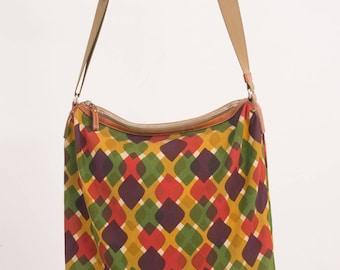 Original Vintage Colorful Miu Miu Bag Shopper