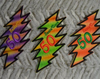GD Santa Clara 50th Anniversary Patches