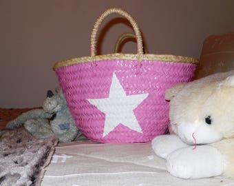 Beach basket for children - Kids Collection