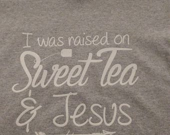 Sweet Tea & Jesus