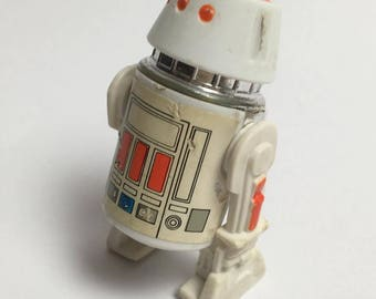 VINTAGE STAR WARS - R5D4 - Original Figurine - 1977