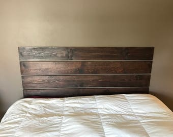 Floating Headboard