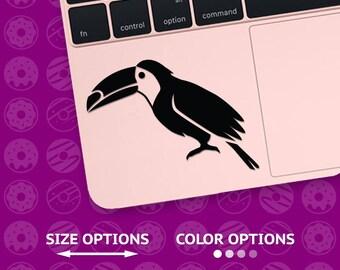 toucan, toucan decal, toucan vinyl, toucan sticker, toucan vinyl decal, toucan bird, toucan bird decal, toucan bird sticker