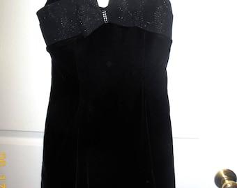 Gorgeous  Black Party Dress
