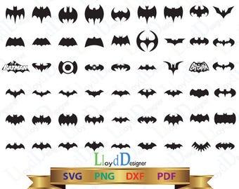 64 Style Batman Logo Svg Batman Logo Clipart Batman poster batman logo applique design batman silhouette for batman logo printable Cutting