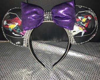 Disney Nightmare Before Christmas Headband