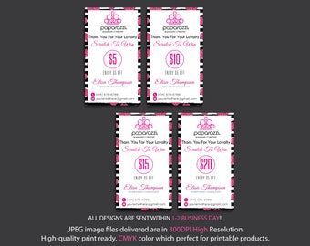 Scratch off card, Scratch to win, Loyalty Cards, Pink Glitter Card, Free Personalization, Printable Business Card PP17