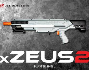 X Zeus 2 Blaster Shell