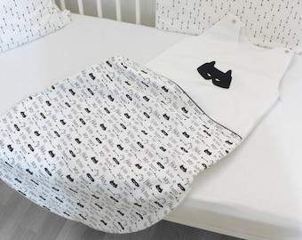 6-36 month summer sleeping bag