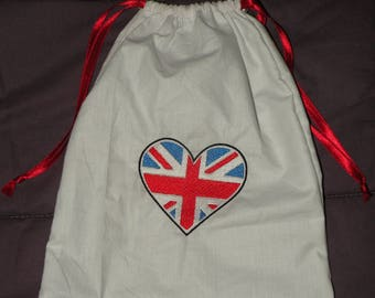 slippers, under garment or another Union jack