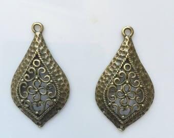 bronze drop connectors