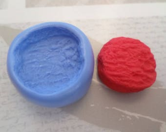 "Flexible silicone mold ""ice cream very realistic about 2cm"""