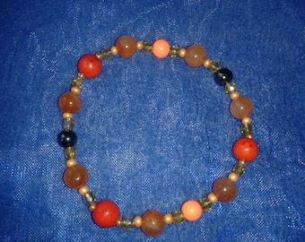 Bracelet sunset (Orange versions)
