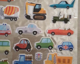 Car decals stickers 3D