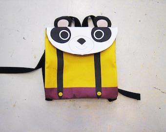 Panda nursery/preschool backpack