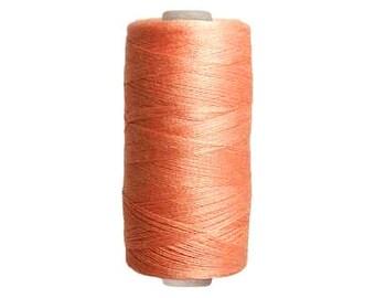 Spool sewing thread / coral / 250 m