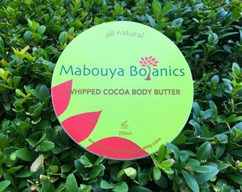 Whipped Cocoa Body Butter (200ml)