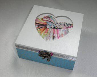 Sea jewelry box