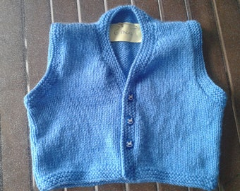 baby boy sleeveless vest
