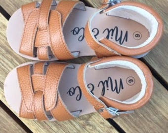 Sample Addison sandals - ONE OFF PAIR - size 9 - Ready to ship
