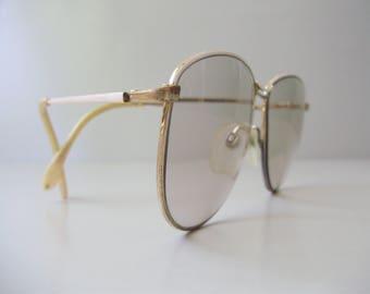 Vintage Rodenstock eyeglasses, eyewear,Aviator style,Young look 144