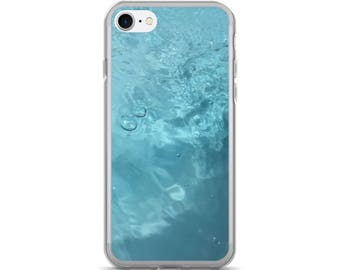 Bubbly Water iPhone Case