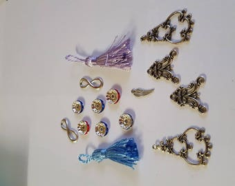 mixed Jewelry Accessories