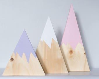 Ready to Ship- Girly Mountain set