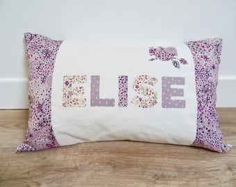 Personalized pillow Elise