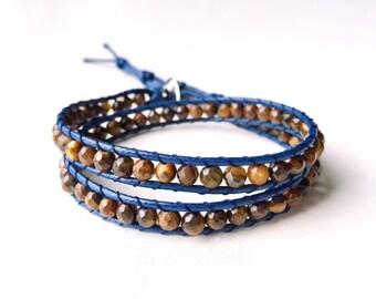 Blue Bracelete Women's bracelete