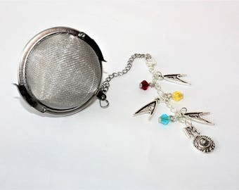 Star Trek Inspired Tea Infuser - Tea Ball - Fantasy - Tea Accessories