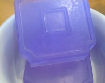 Rejuvenating berry soap